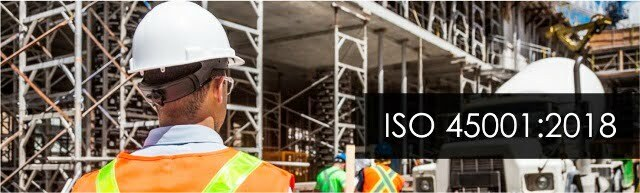 Requirements to obtain ISO 45001 certification